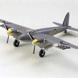 1:72 Tamiya: De Havilland Mosquito FB Mk.VI/NF Mk.II