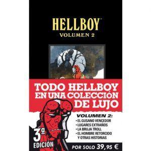 HELLBOY. EDICIÓN INTEGRAL VOL. 2
