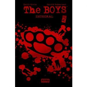 THE BOYS INTEGRAL 02
