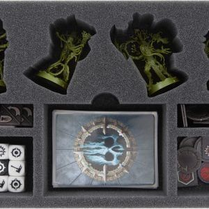 HSMENF050BO Foam Tray For Warhammer Underworlds: Nightvault – Ylthari's Guardians