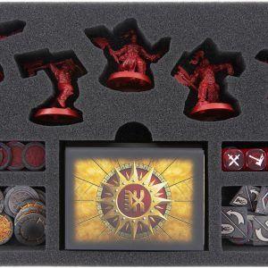 HSMEBA040BO Foam Tray For Warhammer Underworlds: Shadespire – Khorne Bloodbound
