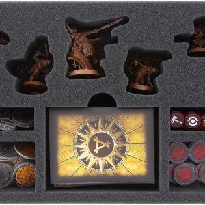 HSMEBD050BO Foam Tray For Warhammer Underworlds: Shadespire – Spiteclaw's Swarm