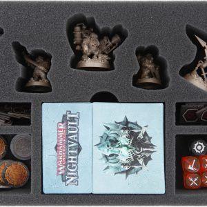 HSMENE050BO Foam Tray For Warhammer Underworlds: Nightvault – Thundrik's Profiteers