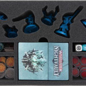 HSMEHE050BO Feldherr Foam Tray For Warhammer Underworlds: Nightvault – Eyes Of The Nine