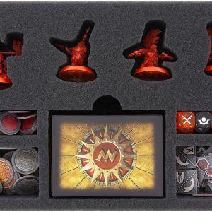 HSMEBC040BO Foam Tray For Warhammer Underworlds: Shadespire – The Chosen Axes
