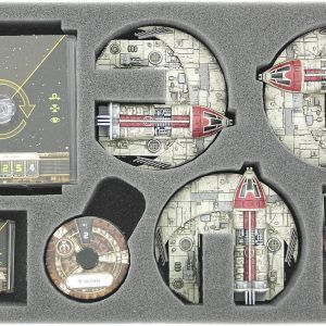 HSEK035BO Foam Tray For Star Wars X-WING 3 X Punishing One, Ships And Accessories