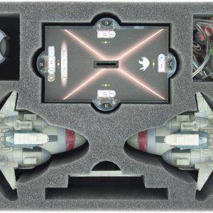 HSCN070BO Foam Tray For Star Wars Armada Assault Frigate Mark II