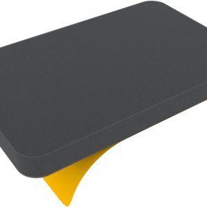 HS025BS 25 Mm Foam Tray Half-size Bottom Self-adhesive