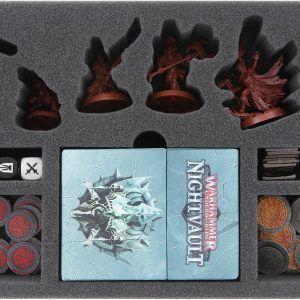 HSMEJS050BO Foam Tray For Warhammer Underworlds: Nightvault – Godsworn Hunt