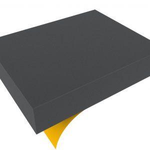 FSBA070S Full-Size Block Foam – 70 Mm Self-adhesive