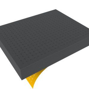 FS050RS 50 Mm Figure Foam Tray Full-size Raster Self-adhesive