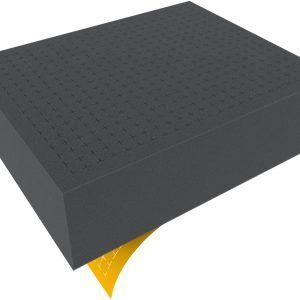 FS100RS 100 Mm Figure Foam Tray Full-size Raster Self-adhesive