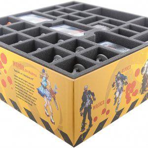 55430 Foam Tray Value Set For Zombicide Season 1 Core Game Box