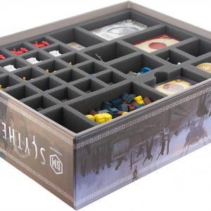 57018 Foam Tray Value Set For The Scythe Board Game Box