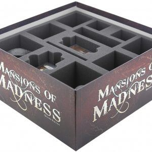 57028 Feldherr Foam Tray Set For Mansions Of Madness Second Edition Board Game Box