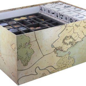 58215 Feldherr Foam Set For Gloomhaven – Board Game Box