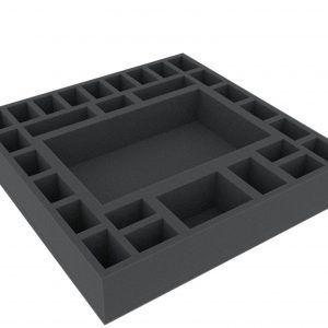 AGFC055BO 295 Mm X 295 Mm X 55 Mm Foam Tray For Board Game Boxes
