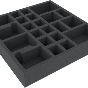 AFEA050BO 285 Mm X 285 Mm X 50 Mm Foam Tray For Board Game Boxes