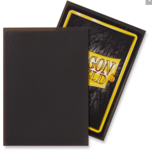 Dragon Shield: Standard Sleeves – Matte Slate (100 Sleeves)