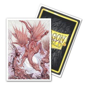 Dragon Shield: Standard Sleeves – Art Matte Essence Of Insanity (100 Sleeves)