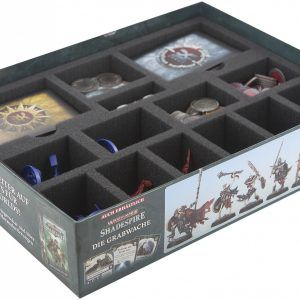 57587 Feldherr Foam Tray Set For Warhammer Underworlds: Shadespire Core Game Box