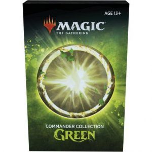 Preventa – MTG – Commander Collection: Green – EN Lanzamiento 4/12/20