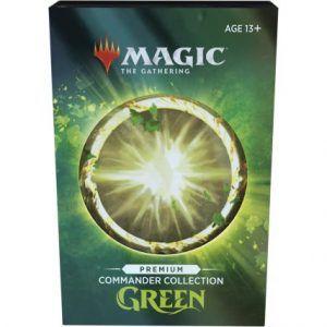 Preventa – MTG – Commander Collection: Green Premium – EN Lanzamiento 4/12/20