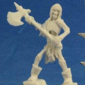 Skeleton Guardian Axeman (3) 77241