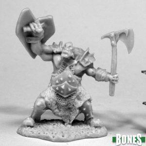 Orc Slayer (Axe & Shield) 77430