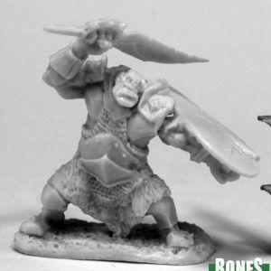 Orc Slicer (Scimitar & Shield) 77432