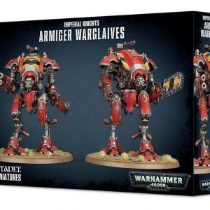 Imperial Knights: Armiger Warglaives (54-17)