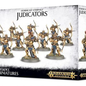 Stormcast Eternals: Judicators (96-11)
