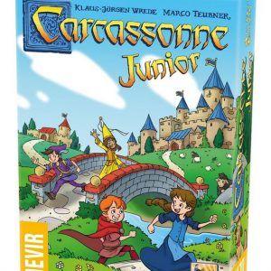 Carcassonne Junior, Ed. 2020 (trilingüe)
