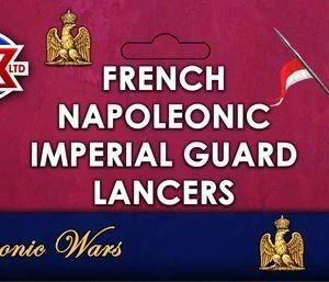 Victrix: Napoleonic Imperial Guard Lancers