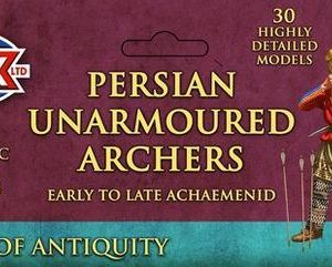 Victrix: Persian Unarmoured Archers