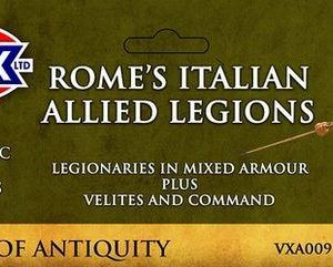 Victrix: Rome's Italian Allied Legions