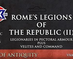 Victrix: Rome's Legions Of The Republic (II)