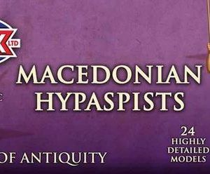 Victrix: Macedonian Hypaspists