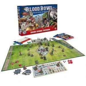 Preventa – Blood Bowl: Edición Segunda Temporada – Envío En Enero De 2021