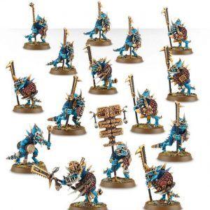 Seraphon: Saurus Guard (88-12)