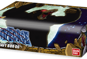 Dragon Ball Super Card Game: Draft Box 06 (Giant Force)