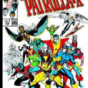Marvel Gold. Las Historias Jamás Contadas De La Patrulla-X   1