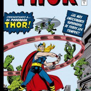 Marvel Gold. El Poderoso Thor 1