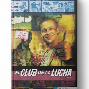 EL CLUB DE LA LUCHA COLLECTOR'S CUT) + Película En DVD