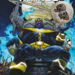 Marvel Must-Have. Thanos: Origen