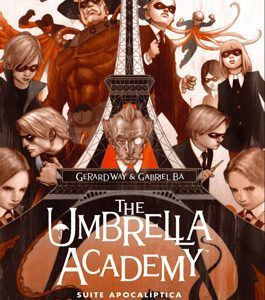 THE UMBRELLA ACADEMY 1: SUITE APOCALÍPTICA