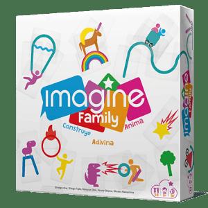 Preventa – Imagine Family – Lanzamiento 18/12/20