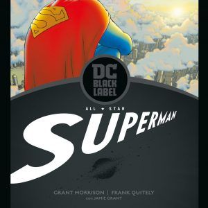 All-Star Superman (Biblioteca DC Black Label)