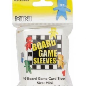 Fundas Para Cartas – Board Games Sleeves – American Variant – Mini (41x63mm) – 100 Pcs
