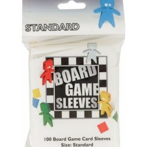 Fundas Para Cartas – Board Games Sleeves – Standard Size (63x88mm) – 100 Pcs